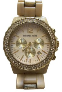Michael Kors Michael Kors Women's Madison Resin Watch