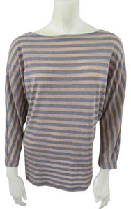 CAbi Striped Rayon Stretchy Top