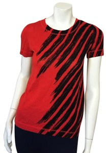 Anne Klein T Shirt Red