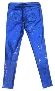 Siwy Capri/Cropped Pants Blue