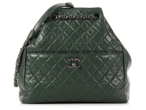 Chanel Quilted Cc Ch.k0916.04 Lambskin Shoulder Bag