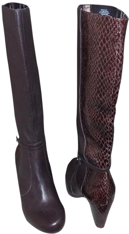 WOMENS Easy Spirit Brown Pascault Boots/Booties Elegant stable and stable Elegant packaging 17b605