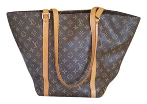 Louis Vuitton Signature Crossbody Tote in Monogram