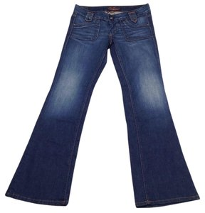 Fossil Boot Cut Jeans