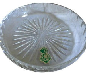 Waterford Crystal Jewelry Bowl