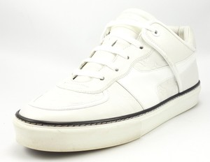 Louis Vuitton Men's Tower Leather Low Sneakers