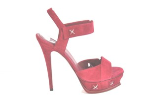 428370fc3893 Women s Pink Saint Laurent Shoes - Up to 90% off at Tradesy (Page 4)