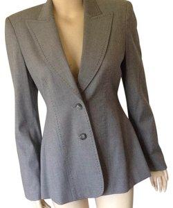 Oscar by Oscar de la Renta Light gray l Blazer