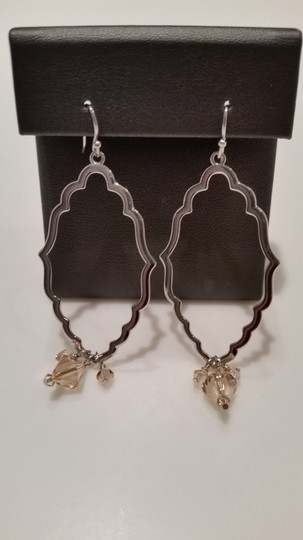 Other Silver Tone and Beaded Earrings