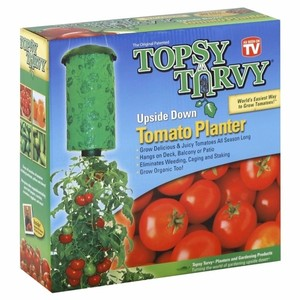 Topsy Turvy As Seen On TV! Topsy Turvy Upside Down Tomato Planter