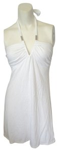 Victoria's Secret short dress White Halter on Tradesy