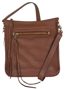 Rebecca Minkoff Leather Chic Cross Body Bag