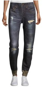 Rag & Bone Jeggings-Distressed