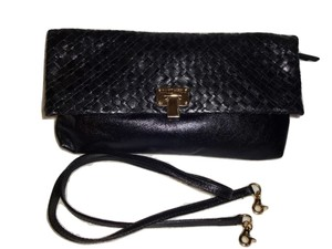 Elliott Lucca Black Clutch