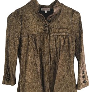 LaROK Gold Longsleeve Top Bronze