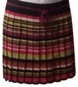 Missoni for Target Mini Skirt multi