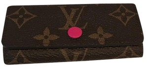Louis Vuitton 4 Key Holder in Hot Pink - SOLD OUT!