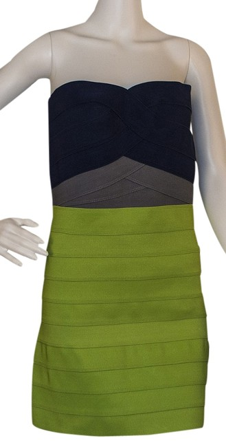 Item - Navy / Ghost Apple Mid-length Night Out Dress Size 12 (L)