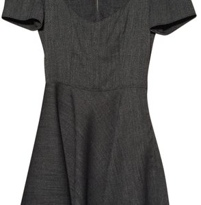 Reformation short dress Grey on Tradesy