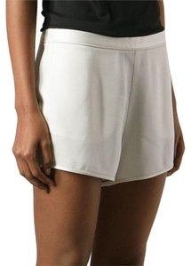 T by Alexander Wang Dress Shorts White