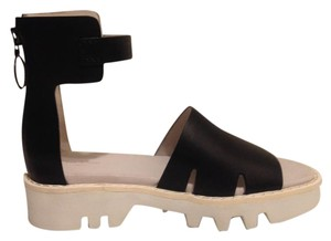 Rag & Bone Dante Black & White Sandals