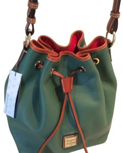 Dooney & Bourke And Leather Nwt Shoulder Bag