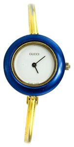 Gucci * Gold Tone Ladies 11/12.2 Watch