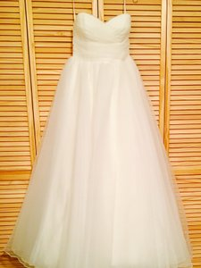 Wtoo Wtoo Bria Organza Gown Wedding Dress