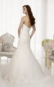 Essense Of Australia D1448 Wedding Dress
