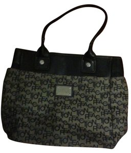 Kenneth Cole Reaction Leather Hobo Bag