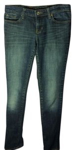 Gap Skinny Jeans-Medium Wash