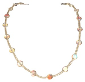 Carolee Carolee Round Beaded Necklace