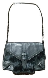 Rebecca Minkoff Fur Shoulder Bag