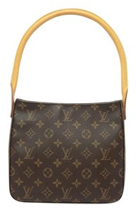 Louis Vuitton Monogram Looping Speedy Euc Shoulder Bag