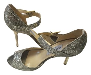 Jimmy Choo Wedding Pumps Champagne Formal