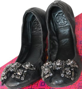 Tory Burch TORY BURCH black Flats