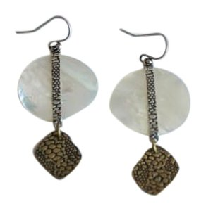 Silpada Silpada Natural Glow Earrings