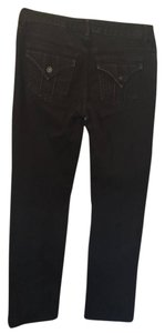 Simply Vera Vera Wang Straight Pants Black