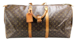 Louis Vuitton Travel Duffle Tote 55 50 Travel Bag