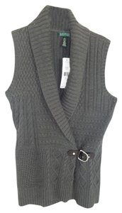 Lauren Ralph Lauren Cotton Knit Vest