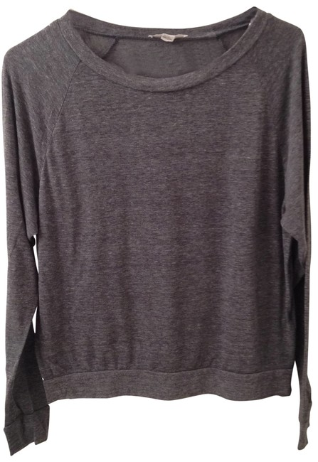 Preload https://item3.tradesy.com/images/forever-21-grey-tee-shirt-size-8-m-19742-0-0.jpg?width=400&height=650