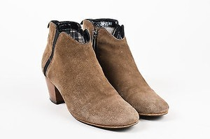 Aquatalia by Marvin K. K Taupe Boots