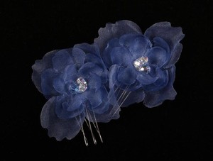 Set Of 2 Hair Flowers