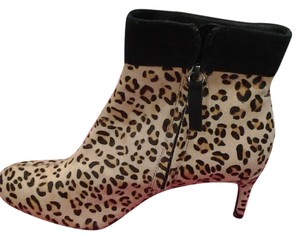 Kate Spade Leopard print Boots