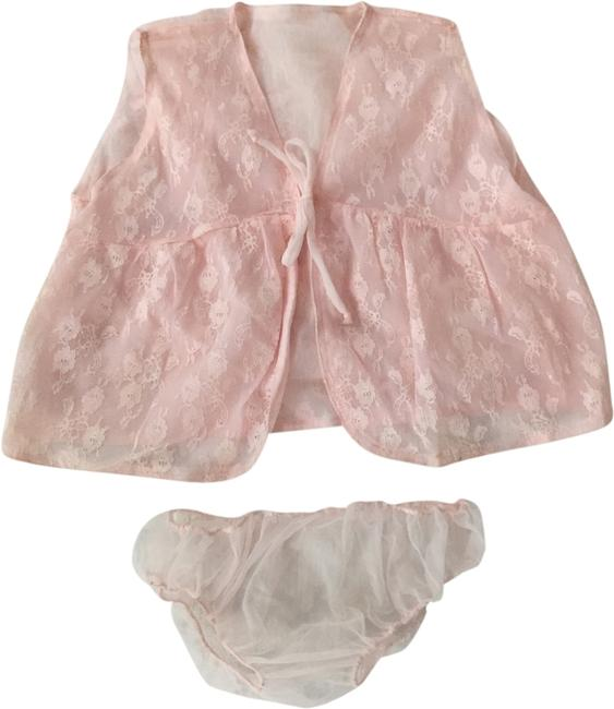 Preload https://item5.tradesy.com/images/unknown-sheer-lace-tank-top-pale-pink-1974259-0-0.jpg?width=400&height=650