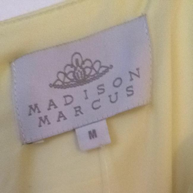Madison Marcus Top Chartreuse