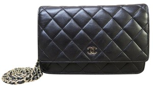 Chanel Lambskin Woc Shoulder Bag