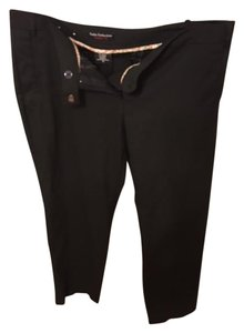 Dalia Casual Capri/Cropped Pants Black