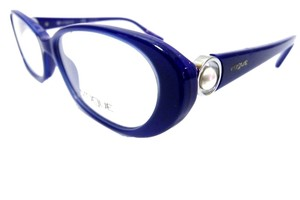 Vogue Eyewear Vogue Women's Eyeglasses Blue with Pearl