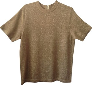 Draper's and Damon's Metallic Sweater